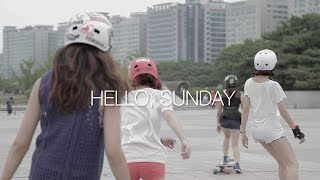 ロングスケートボードのトリック練習になる動画