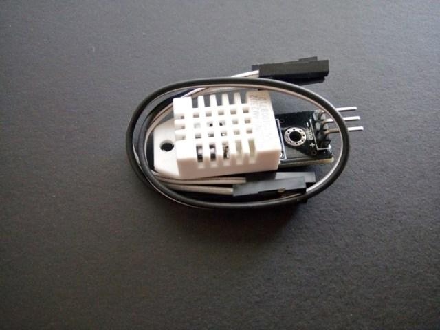 温度湿度センサー