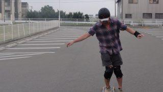 【ロングスケートボード日記】おっさんロンスケ朝練 撮影してもらった