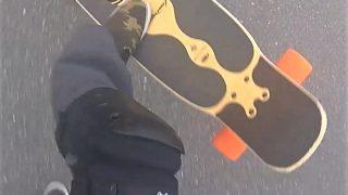 【ロングスケートボード】おっさんロンスケ ノーコンプライ集中講座