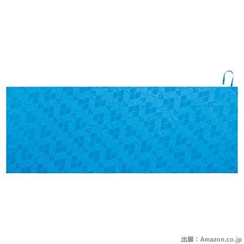 モンベル 速乾タオル マイクロタオル スポーツ ブルー 1124613