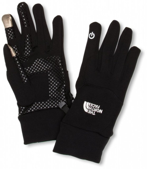THE NORTH FACE ETIP GLOVE BLACK L-JPN
