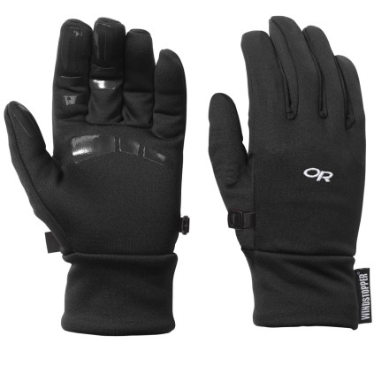 Outdoor Research Men's Backstop Gloves BK