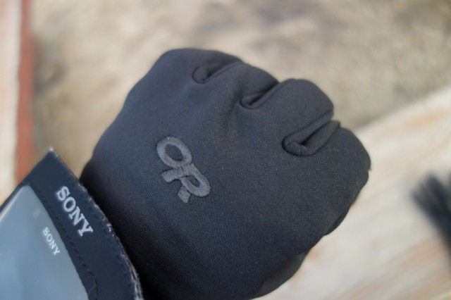Outdoor Research Men's Backstop Gloves グー