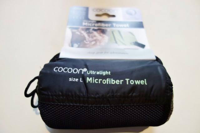COCOON コクーン マイクロファイバータオル ウルトラライト パッケージ