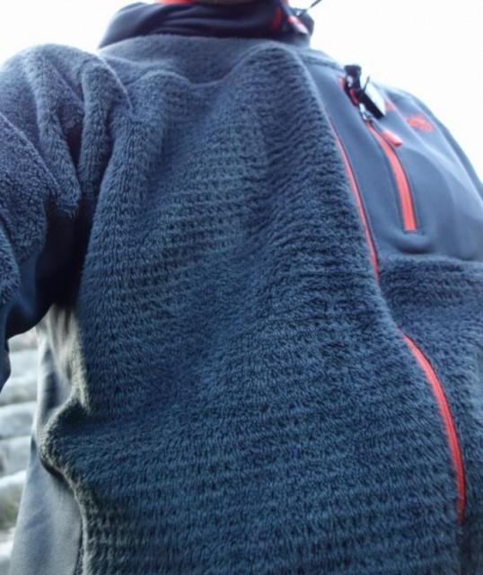 Mountain Hardwear Monkey Man Grid Zipper Jacket 前