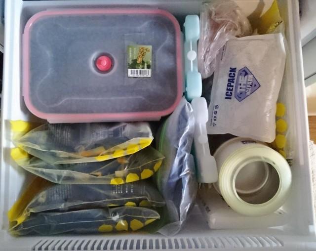 カルディ コーヒー豆 冷凍庫に避難