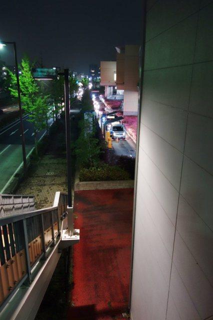 ホークスタウンモール駐車場 まだ試合終わってないのに出口渋滞始まってる