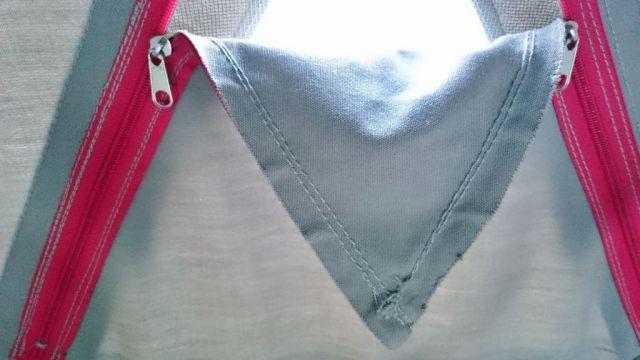 ミシンの縫い方が雑過ぎ