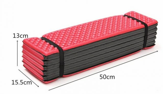 Outdoor Picnic Folding Mat Pad Waterproof Moistureproof Camping Cushion Sleeping Mattress サイズ