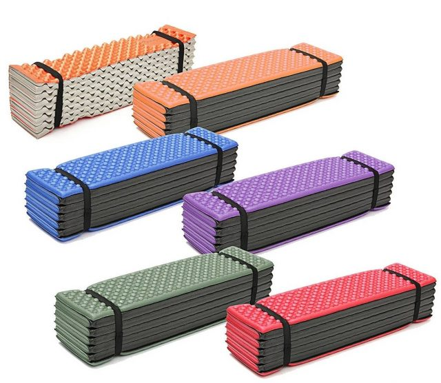 Outdoor Picnic Folding Mat Pad Waterproof Moistureproof Camping Cushion Sleeping Mattress