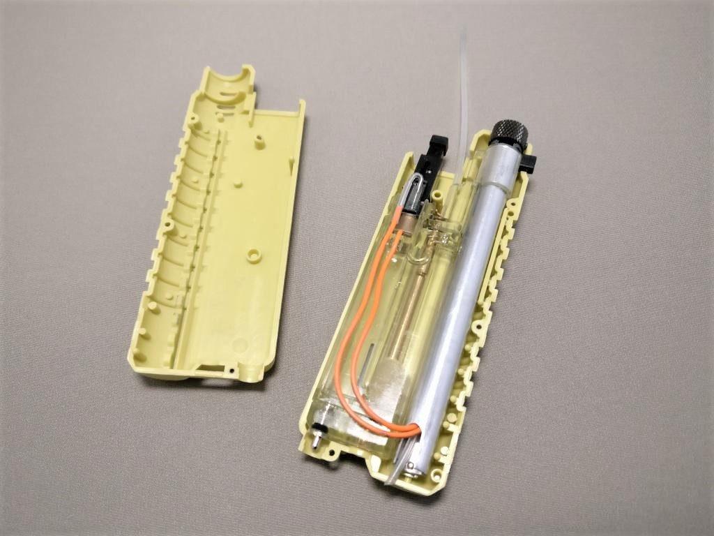 ソト(SOTO) スライドガスマッチ ST-407LV ガスチューブ切れてる