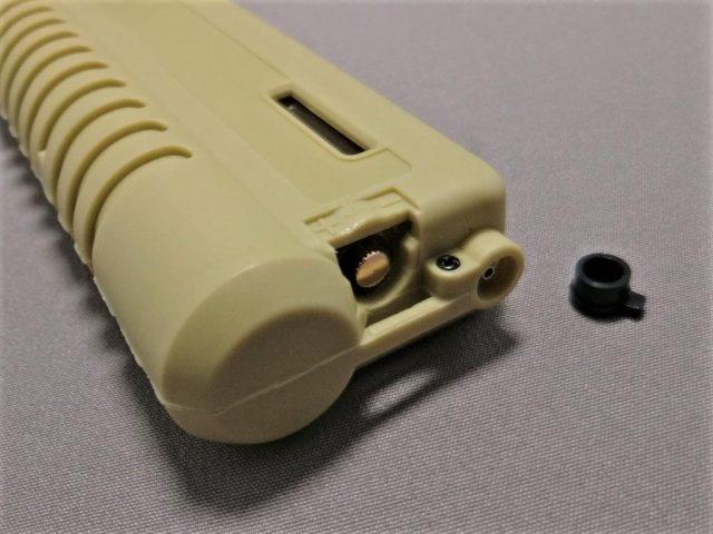 ソト(SOTO) スライドガスマッチ ST-407LV  元に戻す ガス調節キャップ