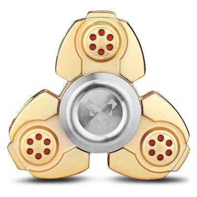 Titanium Alloy Gyro Focus Toy Anti-stress Plaything