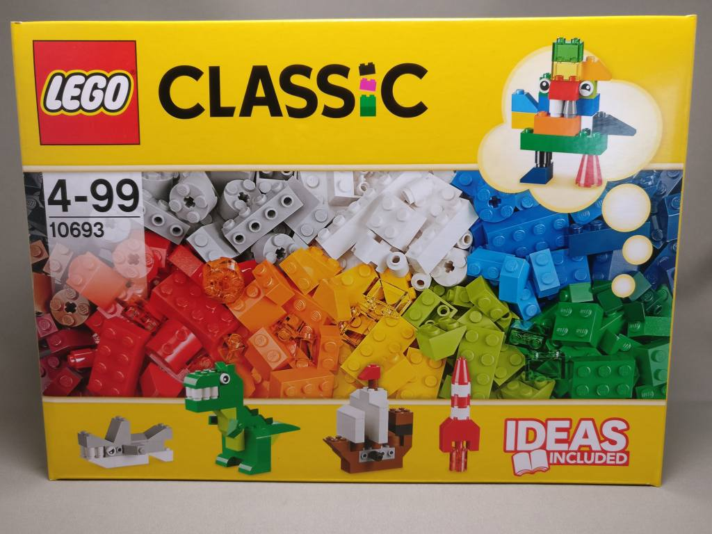 LEGO Classic 化粧箱