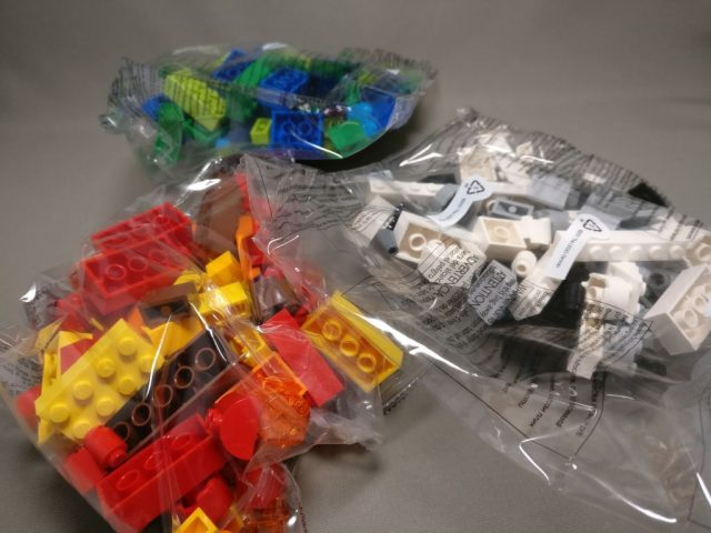 LEGO Classic 中