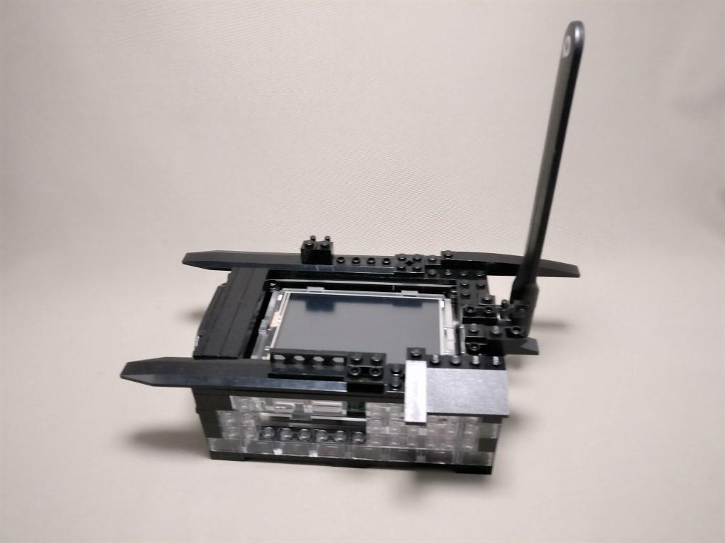 LEGO ラズパイ2ケース 横