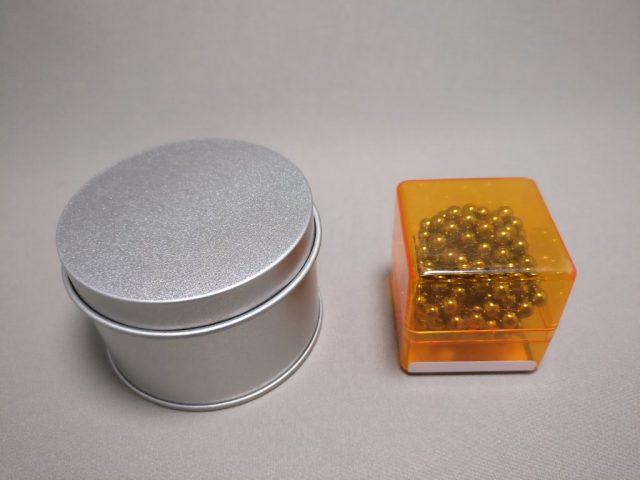216Pcs 5mm Diameter Magic Magnetic Ball Puzzle