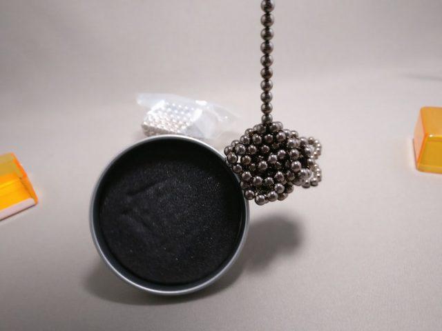 216Pcs 5mm Sliver DIY Neocube Magic Beads Magnetic Balls Puzzle2