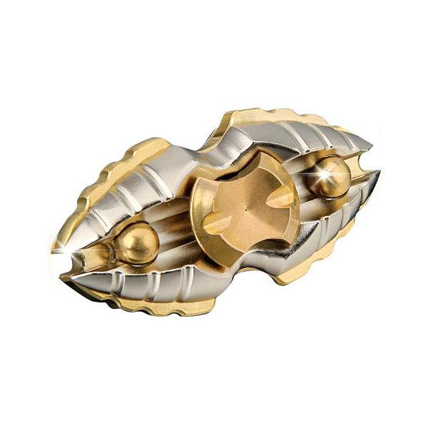 ECUBEE Zinc Alloy Fidget Hand Spinner Gadget Beetle Finger Focus Reduce Stress Gadget