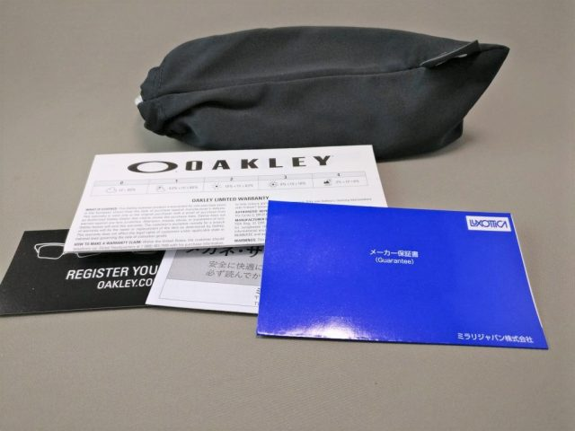 OAKLEY Pit Bull(ピットブル)箱 セット