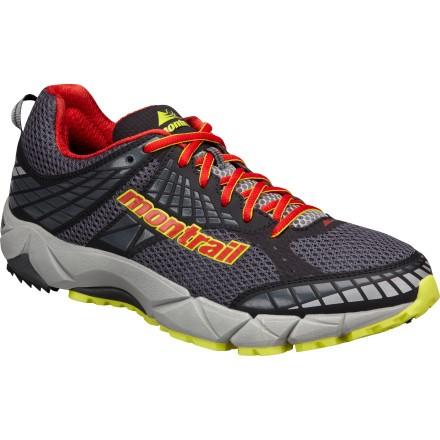 Montrail FluidFeel Trail Running Shoe