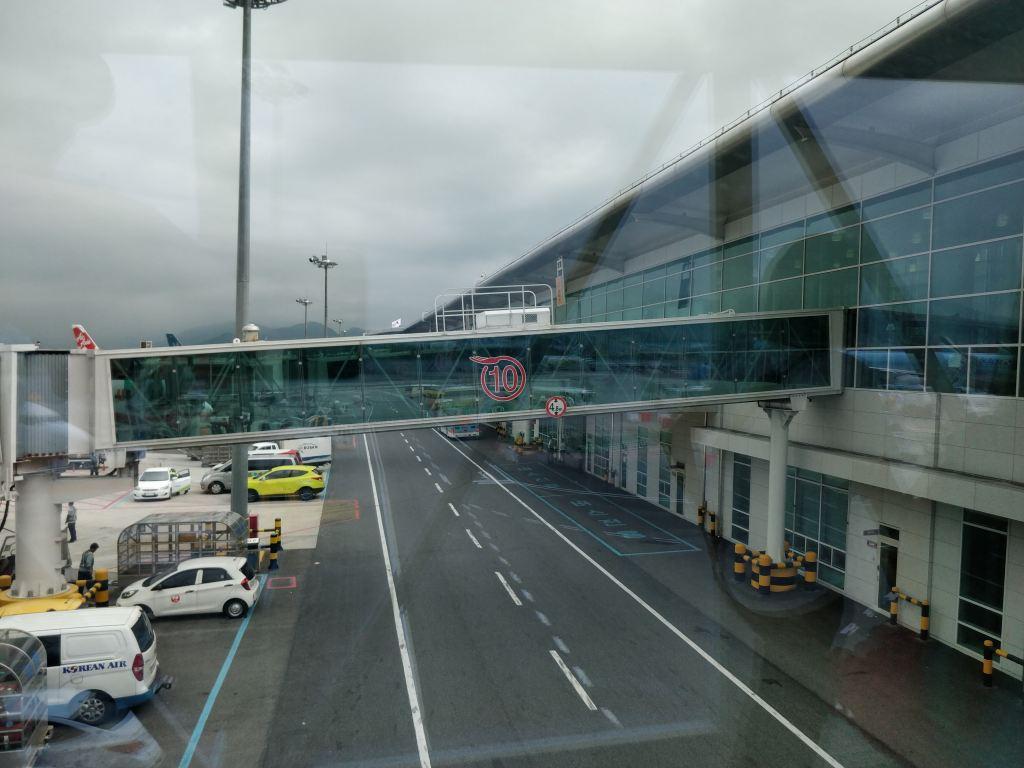 金海国際空港(釜山)
