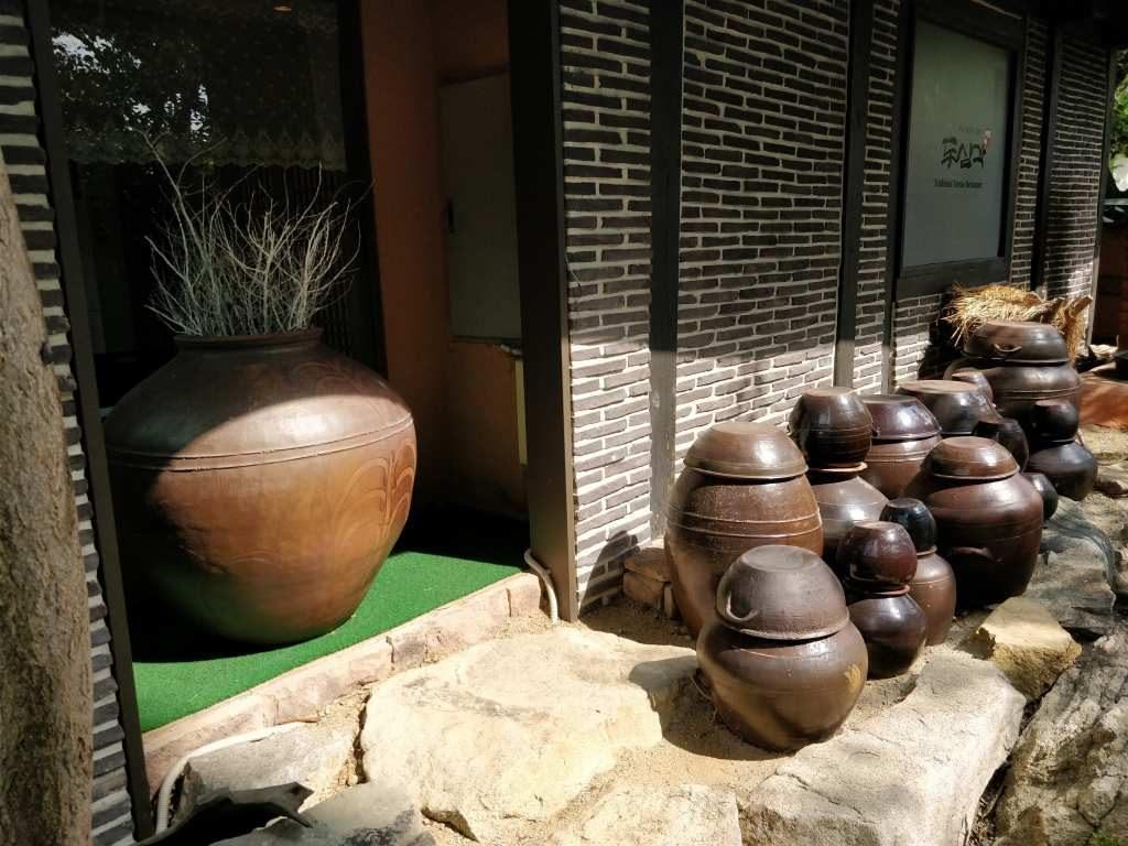 大邸 韓国伝統料理店1