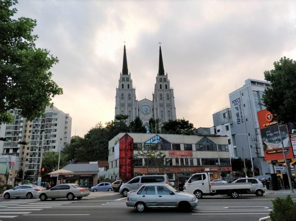 大邸 取材 関係ない教会