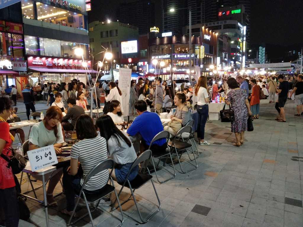 亀南路(グナムロ)gunam-ro 夜店2