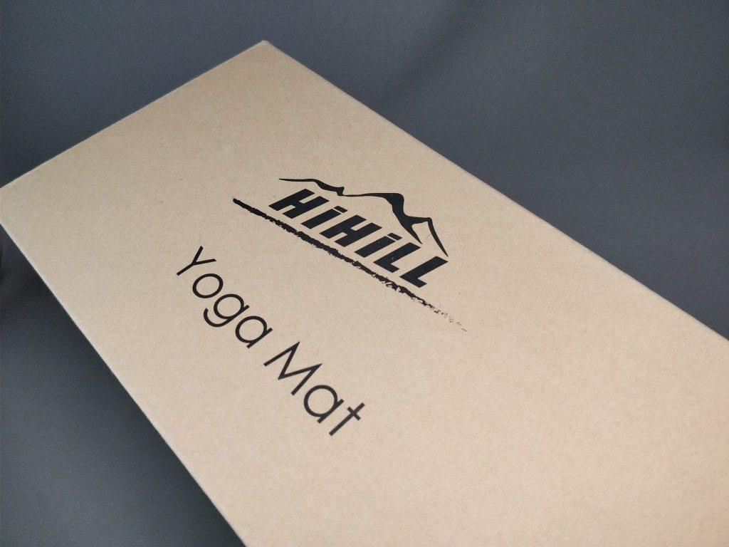 HIHILL ヨガマット YG-M1 箱