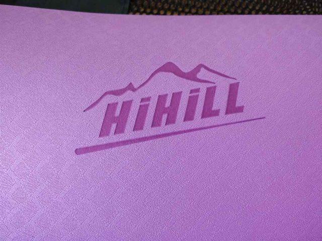 HIHILL ヨガマット YG-M1 表面