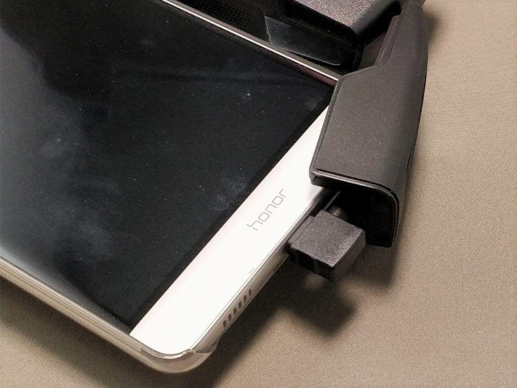 送信機データケーブル Micro USB ↔ USB Type-C 4