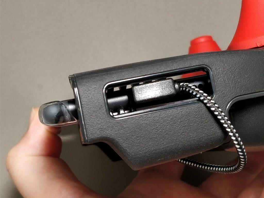 送信機データケーブル Micro USB ↔ USB Type-C 3