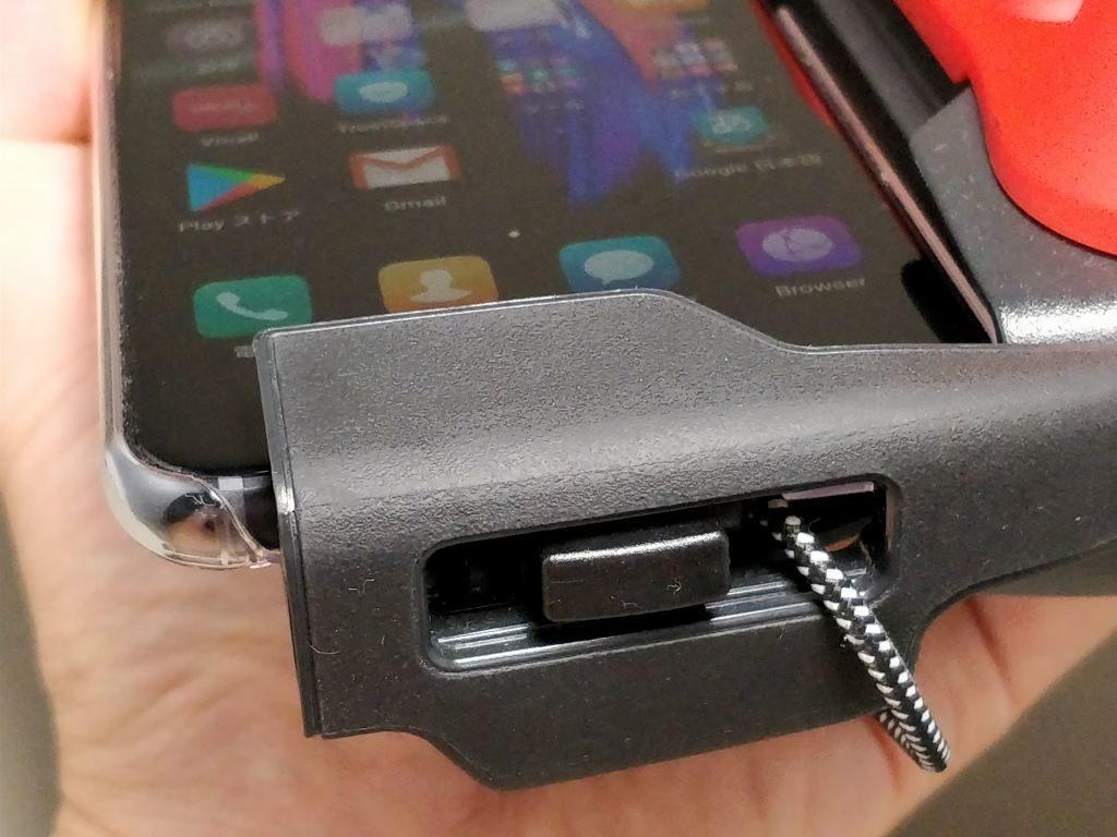 送信機データケーブル Micro USB ↔ USB Type-C 2