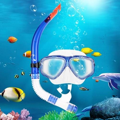 アダルト スキューバ ダイビング シュノーケ リング水泳セット