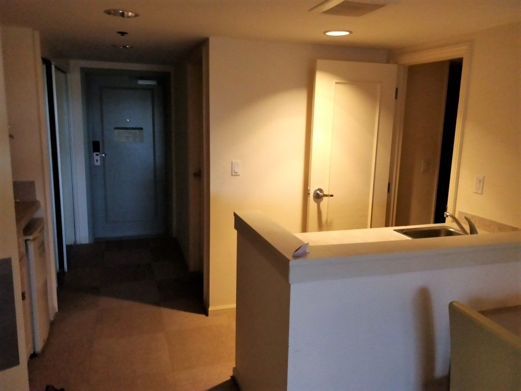 レオパレスリゾート 室内 キッチン