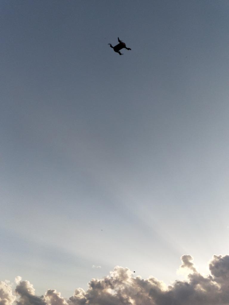 JRC H37 飛ばす2