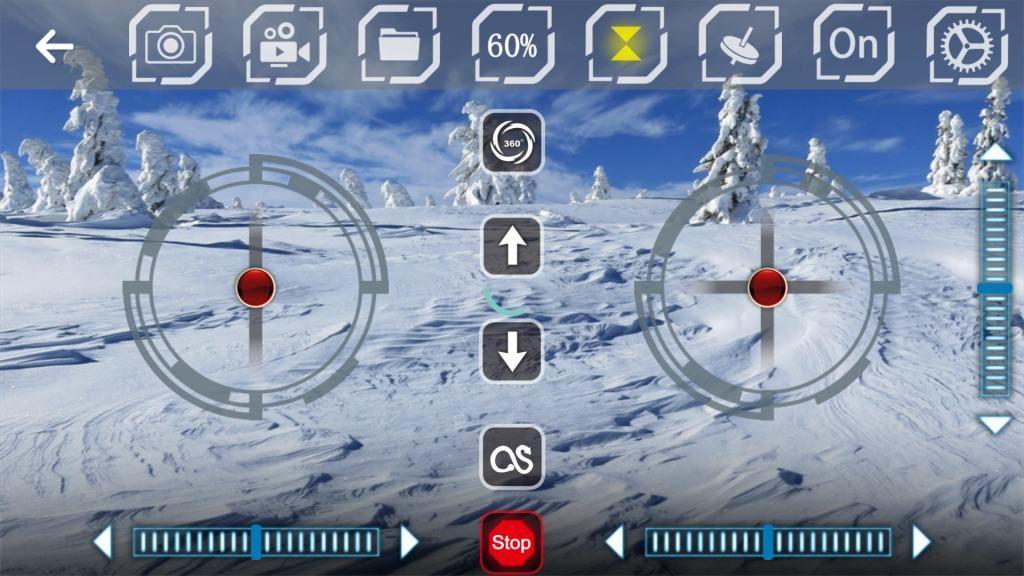 JRC H37 アプリ コントローラー