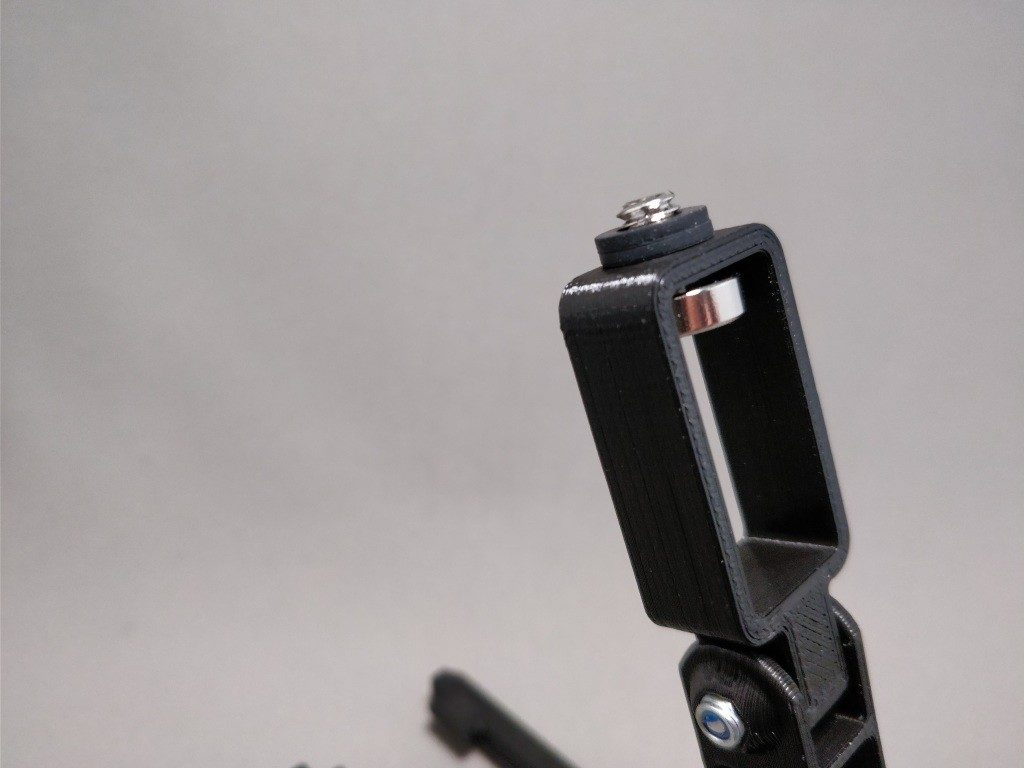 3DプリントカメラユニバーサルマウントDJI Mavic Pro用 ネジ