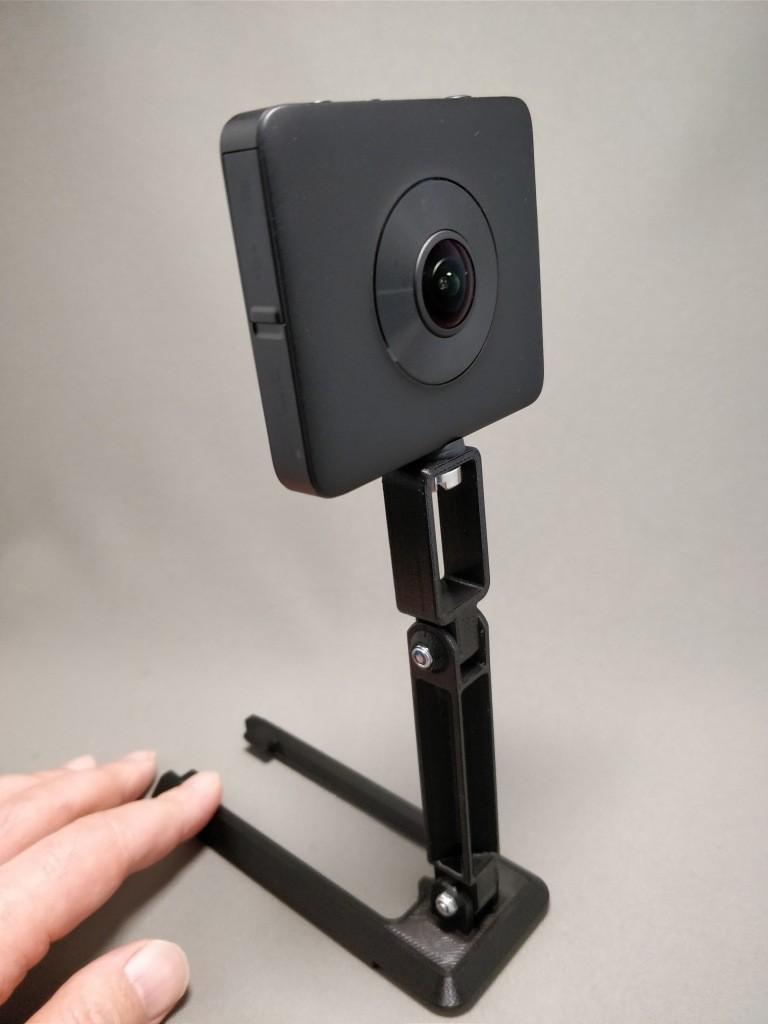 3DプリントカメラユニバーサルマウントDJI Mavic Pro用