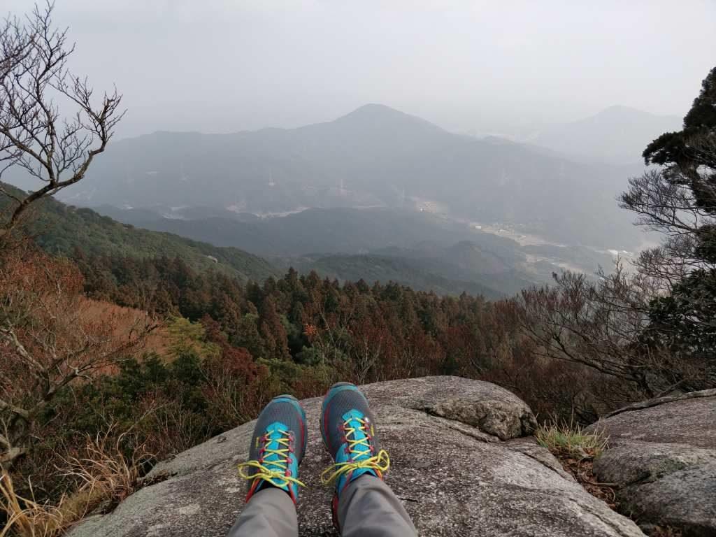 宝満山 頂上2