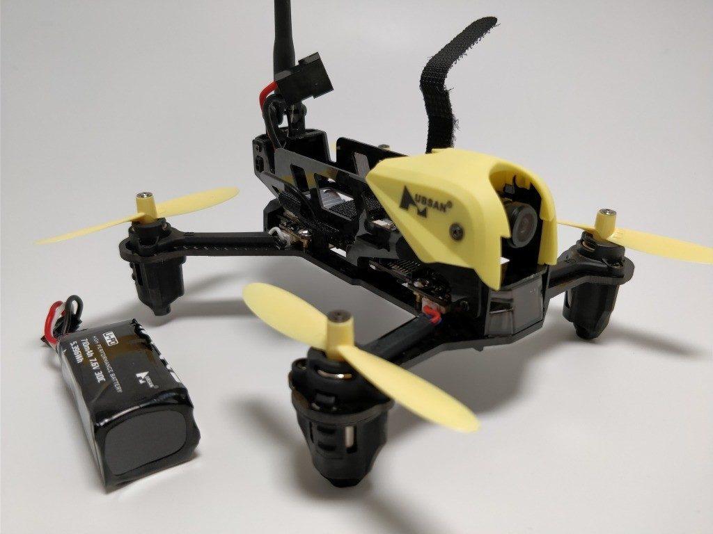 Hubsan H122D X4 Storm バッテリー 2