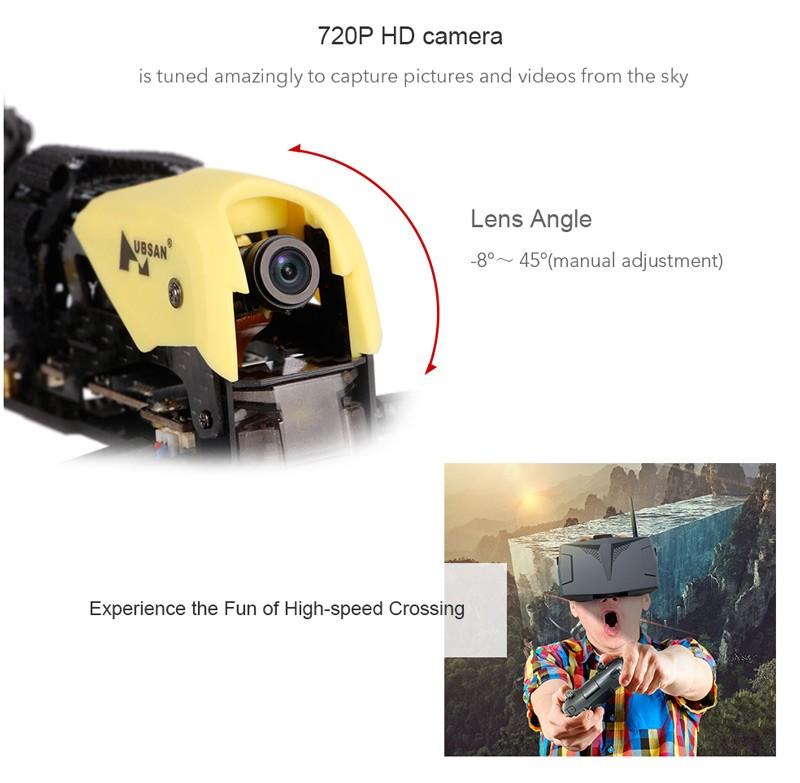 Hubsan H122D X4 Storm FPV2