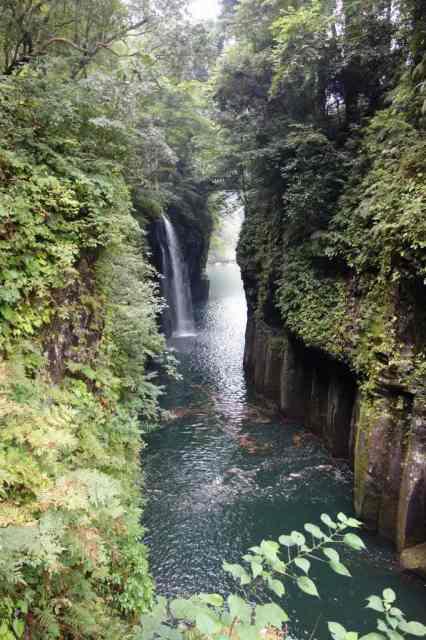 真名井の滝 最高の眺め