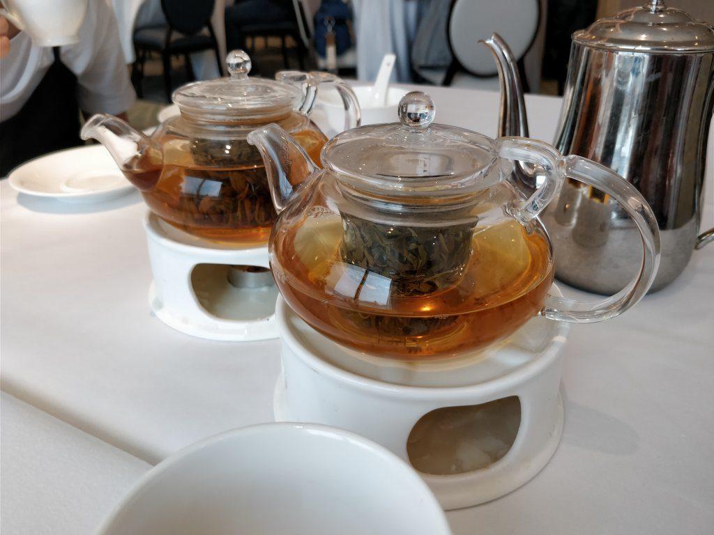 翠韻軒 ジャスミン茶