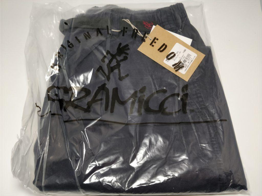 グラミチ GRAMICCI ショートパンツ ST-SHORTS STショーツ 8555NOJ 袋