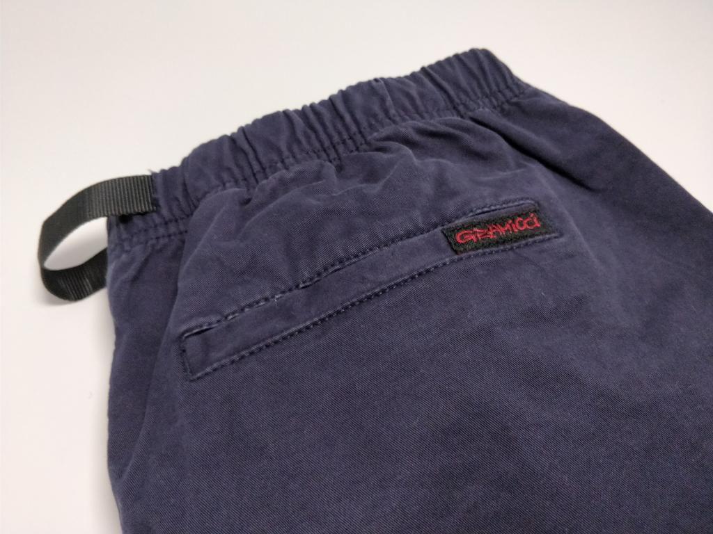 グラミチ GRAMICCI ショートパンツ ST-SHORTS STショーツ 8555NOJ ポケット