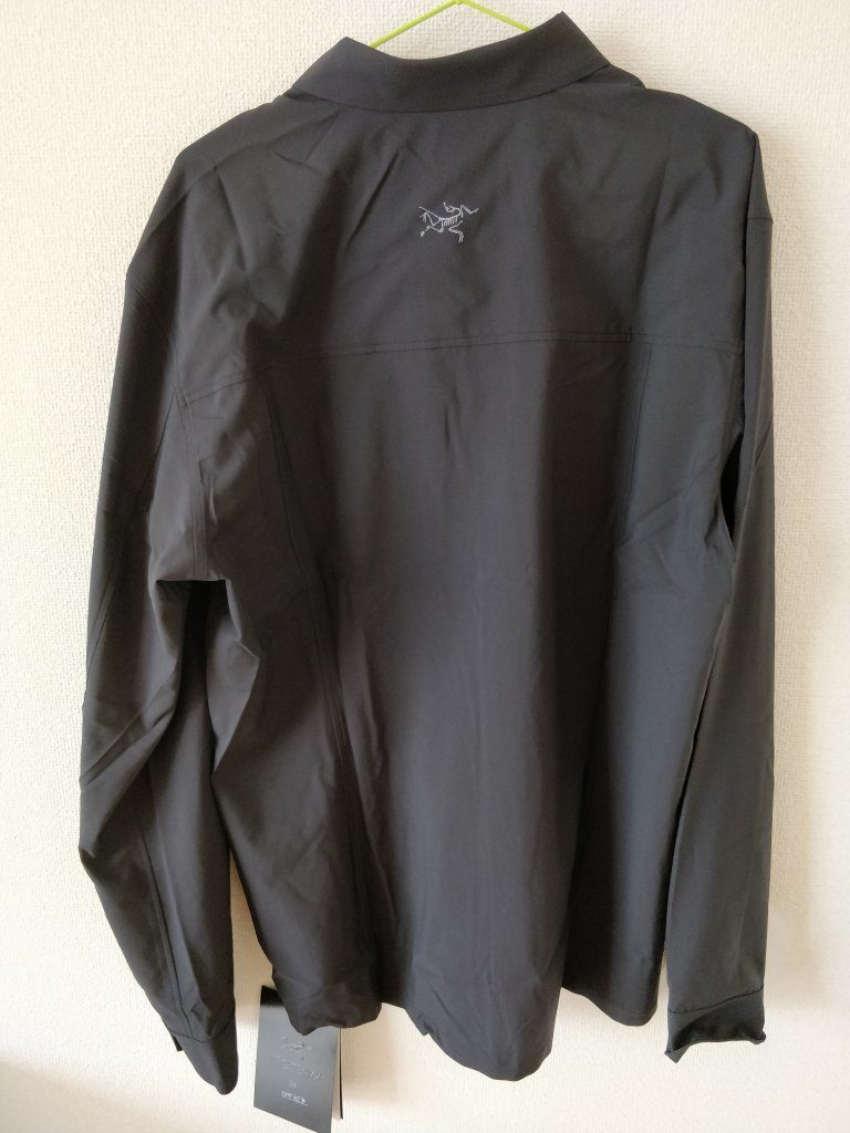 ARC'TERYX SKYLINE LS SHIRT スカイライン メンズ ロングスリーブ シャツ