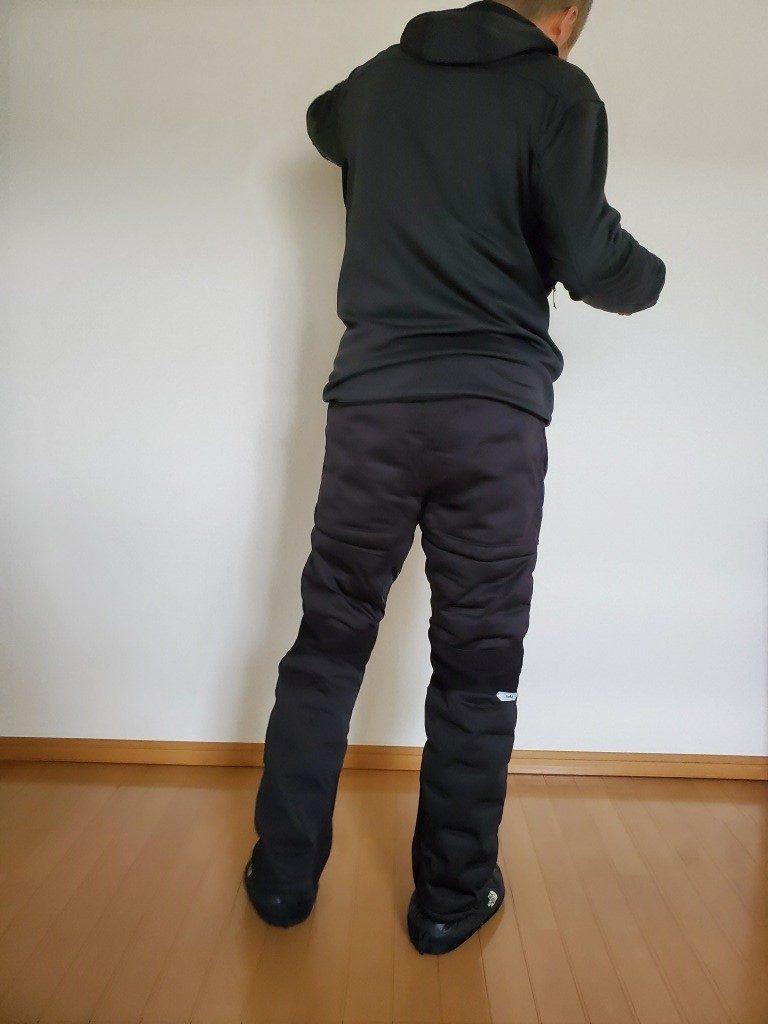 エアロストレッチアルティメット パンツ